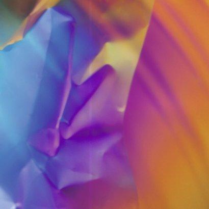 Lächeln aus Licht VI Bild 3 der »Trilogie der Freude«
